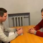Олег Соколов попросил у председателя ОНК очки в камеру и телевизор