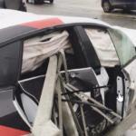 Лихач, протаранивший более 13 машин, был пьян