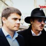 Депутат Госдумы Сергей Боярский подарил маски петербуржцам и пожелал им здоровья