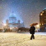Эта зима в Петербурге не порадует теплой погодой, утепляться больше всего надо в январе
