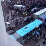 Американское Радио Свободы распространяет в телеграм- каналах «инструкцию по отработке митингов»