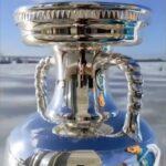 В Северную столицу привезли Кубок победителя ЧЕ по футболу