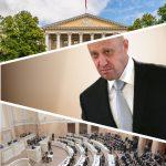 Развитию Петербурга поможет диалог ЗакСа со Смольным – Пригожин