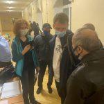 Вишневского не допустили к подсчету голосов в Центральном районе