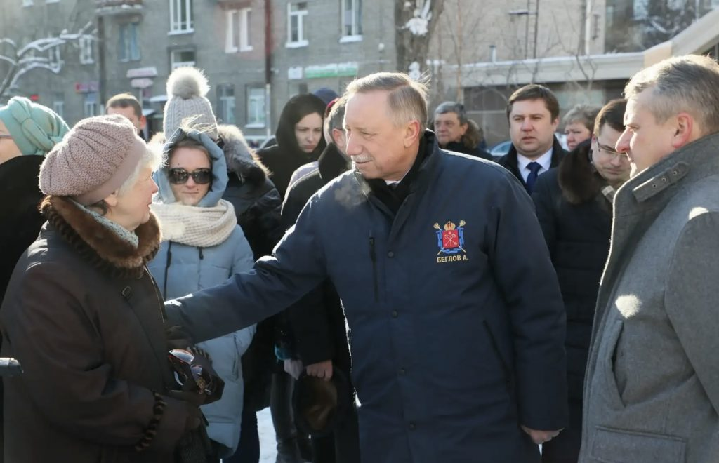 Беглов поймал судака на пуд - не пройдут жалобы недовольных результатами выборов в суд 2